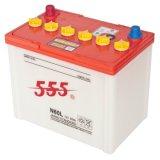 Longer Duration Automotive Battery Car Battery (N60L 12V60AH)