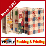 Paper Shopping Bag Clothing Packaging Bag (3228)