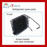 9 Layers Refrigerator Condener/ Wire Tube Condenser