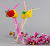 Curly Straw Party Straw Drinking Straw