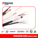 Semi-Rigid Combined Cable with Rg59+2c Power