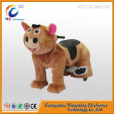 Waterproof Electric Stuffed Furry Animal Rides Adults Can Ride