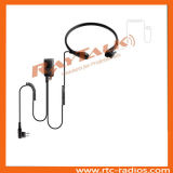 Light Weight Throat Microphone for Motorola CP040/CP140/CP200