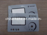 Aluminum Plate Membrane Switch Keypad