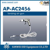 Antistatic Ionizing Air Gun with Power Supply (AP-DC-2456+2455-35)