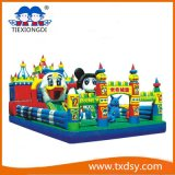11X7X6m Party Castle Inflatable Bouncy House