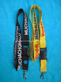 Various Lanyards with Plastic Buckle