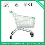European Style Factory Direct Retail Supermarket Shopping Trolley (JT-E04)