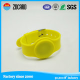 RFID Colorful Silicon Watch Wristband