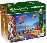 3D Assemble Kids Magnetic Toys as Preschool Educational Puzzles