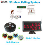 Restaurant Wireless Guest Ordering Call Bell System with Low Price