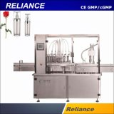 Bath Liquid Soap/Body Lotion Filling and Capping Machine