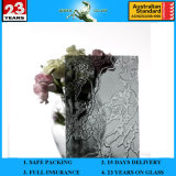 3-6mm Am-4 Decorative Acid Etched Frosted Art Architectural Glass