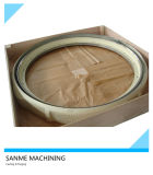 OEM Steel Casting CNC Machined Part for Cooling Jacket