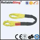 High Tensile Polyester Heavy Duty Eye to Eye Round Webbing Lifting Sling/ Lifting Belt