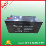 12V 250ah UPS Storage Battery for Save Solar Power