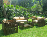 Outdoor Garden Rattan Stackable Sofa Set (WS-15592)