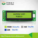 Character 20X2 Blue Character Bar LCD Display