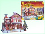 Christmas Gift DIY 3D Puzzle Toys for Christmas (H4551123)