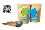 Stand up Pouch Food Package; Paper Bag