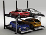 Pit Double Stacker Car Parking Equipment