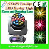 19X15W LED Bee Eyes LED Beam Zoom Light