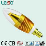 330degree 5W CREE Chip Scob E14 LED Candle Lamp (LS-B305-GB)
