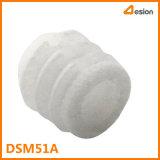 White Plastic Dowel for Minifix Bolt