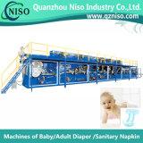 Full-Automatic Baby Diaper Making Machine (YNK500-FSV)