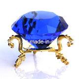 Handmade K9 Crystal Diamond Craft for Wedding Gift