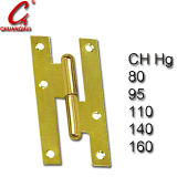 Furniture Hardware Accessories Cabiet Iron Stainless Steel Hinge