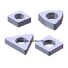 Carbide Shims Used with Indexable Inserts
