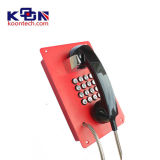 Safety Phone Electrical Control System Roadside Telephone Kntech VoIP Knzd-07b