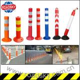 Reflective Road Construction Flexible Elastic Traffic Warning Post