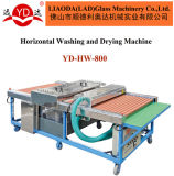 Alibaba Hot Selling for Cleaning Glass Products Glass Washing and Drying Machine