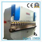 Hydraulic Press Brake, High Speed Electrical Machine Wd67k 125t/3200 CNC Bending Machine