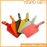 High Qualiyt Leather Luggage Tag for Advertising Gifts (YB-t-011)