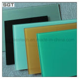 Lacquered/Painted Glass for Background Wall