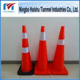 90cm Height PVC Traffic Cone, Road Safety Cone