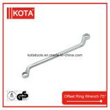 Chrome Vanadium Steel Double Offset Ring Wrench