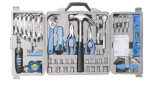 Drop-Forged Carbon Steel Portable Household Hand Tool Kit Set