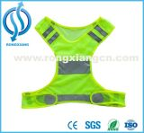High-Visibility Safety Vest with Logo Printing Reflective Vest