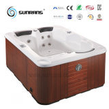 Top Quality Freestanding Acrylic Balboa Jacuzzi Outdoor SPA Hot Tub