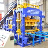 Qt5-15 Hydraulic Press Compressed Earth Brick Machinery