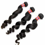 Peruvian Virgin Hair Extensions Loose Curl Can Be Any Colors