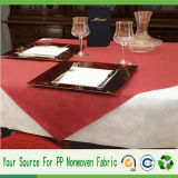 Pre-Cut Table Cloth PP Nonwoven Fabric for Tablecloth Cover