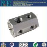 ODM Al6063 CNC Machining Hexagonal Thread Fittings