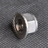 Carbon Steel 8.8 Grade Flange Lock Nut (for Automative)