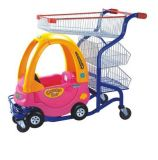 Supermarket Kids/Children Small Shopping Cart Trolley (YD-Z001)