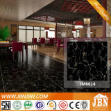 Full Body Homogeneous Black Marble Floor Tile (JM6614)